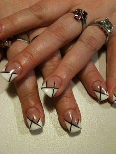 Image - delphine - Déco d'ongle en gel nail art - Skyrock.com