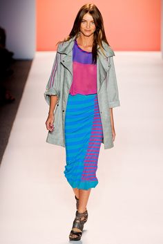 Nicole Miller Spring 2012 Ready-to-Wear Fashion Show