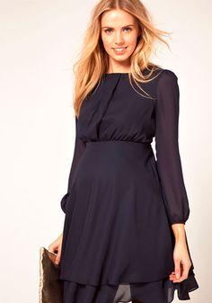 Ayudarme a encontrar vestidos de fiesta de embarazada.
