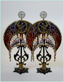 Christine Kilger lampshades