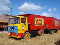 ERF - Jolly's Circus