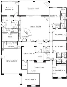 143 Best Dream Floor Plans Images In 2019 New House