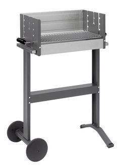 Bbq Grill Barbecue Charcoal Mangal Outdoor Garden Steel Portable Camping Patio