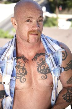 Huffington Post LGBT History Month Icon Of The Day: Buck Angel « Buck Angel