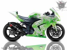 custom 2012 kawasaki ninja 250r girl | Graphic Design Kawasaki Ninja 250 | Motorcycle Case