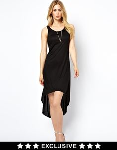Vila Midi Fishtail Dress #Asos