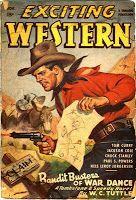 Western pulp magazine.