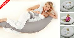 Great Full Body Pillow for a Mom With a Little Baby,Free Shipping!