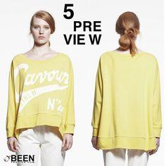 Se nel tuo armadio c'è almeno una maglia oversize allora sei una fashion old school: questo modello è per te! http://www.beenfashion.com/?utm_source=pinterest.com&utm_medium=post&utm_content=homepage&utm_campaign=post-generico