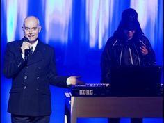 Electronic Beats presents Pet Shop Boys performing Elysium live in Berlin September 5th 2012 Berlin, Germany