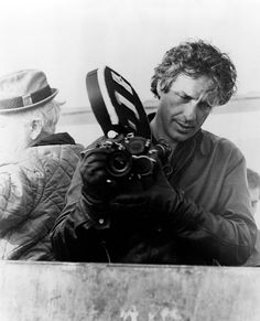 John Cassavetes - The king of Indie films. Uncompromising, making films his own way from the ground up.