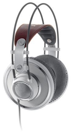 AKG K701 Headphones. If they are good enough for Quincy Jones then they are good enough for me!