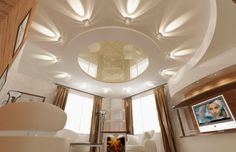 creative false ceiling designs , ceiling lighting