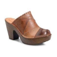 4722f235c61d81 Women s B rn Michaela Platform Clog (280 BRL) ❤ liked on Polyvore featuring  shoes