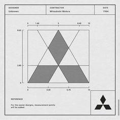Logos Anatomy, part - Graphic Work Graphic Design Tips, Logo Design Inspiration, Icon Design, Geometric Logo, Geometric Designs, Logo Guidelines, Logo Luxury, Logo Sketches, Logo Concept