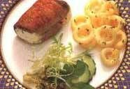 Veal Scallopini, Veal Recipes, Garlic Cheese, Cheese Rolling, Types Of Food, Recipe Type, Rolls, Dishes, Cooking