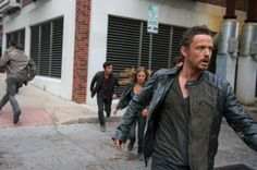 "Revolution, Season 2, Episode 219, ""S#I& Happens"". David Lyons as Sebastian Monroe #revolution #nbcrevolution"
