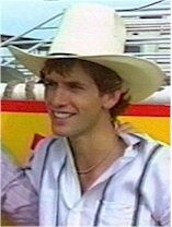 a sad Just Bevause. Rodeo Cowboys, Hot Cowboys, July In Cheyenne, Lane Frost, Rodeo Life, Bull Riders, Cowboy And Cowgirl, Long Live, Barn Art