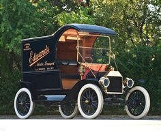 685e459f7b 1913 Ford Model T C-Cab Delivery Car (not truck because that s a different  chassis