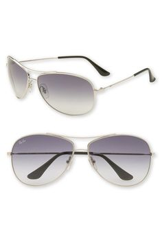Ray Ban bubble wrap... Best aviators ever! I need this color, too.
