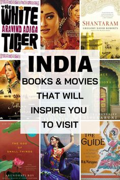 Planning a trip to India or just want to learn more by immersing yourself in a new culture? Check this list of interesting movies and books about India! Travel Goals, Travel Advice, Travel Quotes, Travel Ideas, Travel Tips, India Travel Guide, Asia Travel, Wanderlust Travel, India India