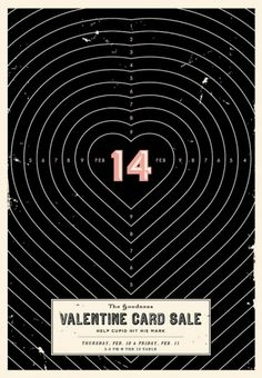 Creative Ffffound, Wieden-Kennedy-Valentine-Cards, Jpg, and 865 image ideas & inspiration on Designspiration Book Design, Design Art, Print Design, Layout Design, Valentine Poster, Valentine Cards, Valentine's Day Poster, Valentines Design, Branding