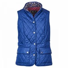 New for AW16 - Barbour Saddleworth Gilet