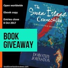 Worldwide Book Giveaway - The Swan Island Connection by Dorothy Johnston