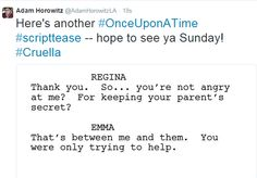 I just love how they are becoming best friends !!!! #SwanQueen