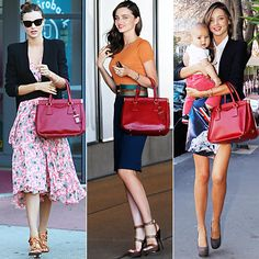 Me \u0026amp; My Bags (I want) on Pinterest | Prada Outlet, Prada Handbags ... - prada shoulder bag red