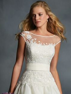Alfred Angelo - Style 2518, Like the top