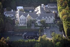 """""""Top Gun"""" star and his wife simply love ludicrously expensive real estates. They own several homes, one of which in London UK, and the other in Telluride Colorado, but none of these two homes exceed $6 million. The real deal is their home in Beverly Hills, which they bought for the exorbitant price of $35 million. Luxury, elegance and opulence are describing this palace both inside and out!"""