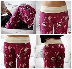 Wohlfühlhose aus dem Hafenkitz - Clothes for Diy And Crafts Diy Clothes Kimono, Clothes Dye, Diy Clothing, Sewing Pants, Sewing Clothes, Sewing For Kids, Baby Sewing, Berry, Diy Kleidung