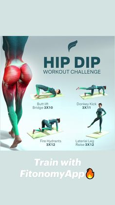 Slim Thick Workout, Full Body Gym Workout, Gym Workout Videos, Gym Workout For Beginners, Hip Workout, Gym Workouts, Killer Workouts, At Home Workouts, Fitness Workout For Women