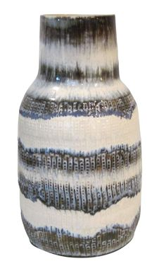 Contemporary Vintage Inspired Design Vase, China