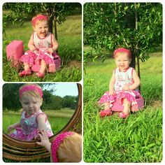 Mila at ten months