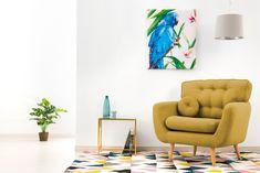 Fotoliu Malva Lemon #homedecor #interiordesign #inspiration #lemon #colors #vivonita #livingroom Floor Chair, Living Room Decor, House Design, Flooring, Interior Design, Grey, Table, Inspiration, Furniture