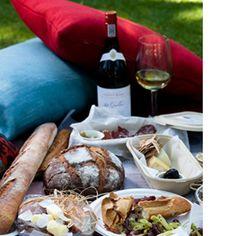 Picnic at Spier Wine Estate in Stellenbosch