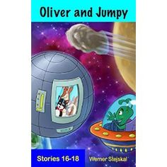 """#Book Review of #OliverandJumpy from #ReadersFavorite - https://readersfavorite.com/book-review/oliver-and-jumpy/1  Reviewed by Rabia Tanveer for Readers' Favorite  Oliver and Jumpy by Werner Stejskal is a collection of stories for children. The stories are about a cool cat named Oliver and his kangaroo friend, Jumpy. They go on different adventures together and have lots of fun. This illustrated book tells three fun stories: """"Who Am I?"""", """"Up ..."""