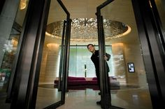 """Crowne Plaza - Welcome"" InterContinental Hotels Group 