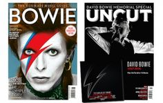 Introducing Uncut's special David Bowie March 2016 issue
