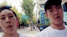 ∗ˈ‧₊° hyunwoo + jooheon || mx ∗ˈ‧₊°