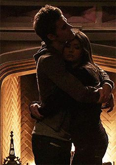 stefan and elena | Tumblr