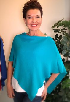 f8d4a5c71fb March 2018- One of the multi ways to wear the Ana Capri Poncho  Shepherdsfashions.