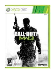 Call of Duty Modern Warfare 3 by Activision - XBOX 360  Mature 17+  Used - excellent condition. Comes with manual and original case.  Modern Warfare is back. On November 8th, the best-selling first person action series of all-time returns with the ep...