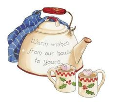 Warm wishes from our house to yours... Cozinha - Maria A - Picasa Web Albums