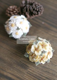 꽃피는 봄날 케이크 [BOMNAL CAKE] [광진, 송파, 강동, 남양주, 앙금플라워 떡 케이크] 베이직 ...