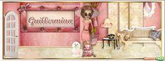 Guillermina - Portadas con nombres para Facebook