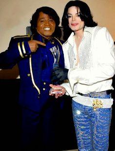 Michael and James Brown
