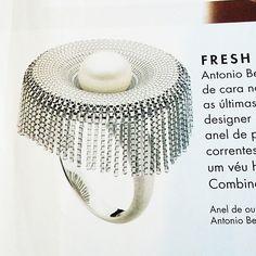Antônio Bernardo- modern pearl!